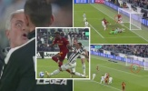 Trọng tài xử lý cứng nhắc, đội bóng của Mourinho bị cướp bàn thắng tức tưởi