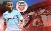 Thương vụ Sterling - Arsenal xem như ngã ngũ?
