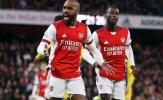 Agbonlahor nói lên sự thật đáng buồn về Lacazette ở Arsenal