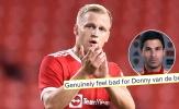 Van de Beek tới Arsenal chỉ ra 3 sai lầm lớn của Man Utd