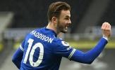 Nước cờ khôn ngoan của Arsenal trong thương vụ James Maddison