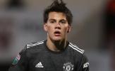 Chưa ra mắt, Man Utd đã gây bất ngờ với tương lai Facundo Pellistri