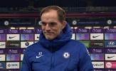 Chelsea cạnh tranh Man United cho 'đá tảng' Real
