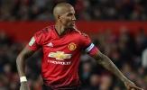 Vô địch Serie A, Ashley Young nói lời phũ phàng về Man Utd