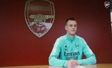 Xác nhận: Arsenal ký hợp đồng dài hạn với thủ môn chất lượng