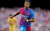 Barca chuẩn bị gia hạn hợp đồng với Fati
