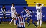 Real bị 'nhược tiểu' loại khỏi Cúp nhà vua, Zidane thốt lên 1 sự thật