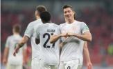 Ghi 2 bàn, Lewandowski gieo 'cú đúp ác mộng' cho thuyền trưởng Al Ahly