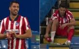 Thua Chelsea, Suarez tỏ thái độ khó tin với Simeone
