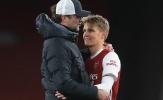 Xây chắc tuyến giữa, Liverpool 'giật' nhạc trưởng 50 triệu từ tay Arsenal
