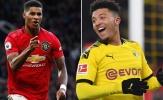Sancho gia nhập Man Utd, 4 ngôi sao chịu thách thức lớn