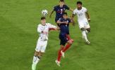 Sau 90 phút của tuyển Pháp, M.U đã bị Varane 'khuất phục'