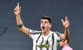 Choáng với số bàn thắng bị VAR từ chối của Morata trong năm 2020