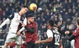 Đại chiến Juve - Milan vẫn mở cửa đón fan giữa tâm dịch