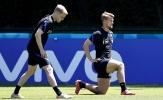 Cơn ác mộng tiếp diễn với Van de Beek, nguy cơ nghỉ EURO