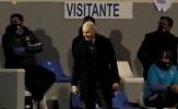 Real thắng tưng bừng, Zidane hạnh phúc trên giường bệnh