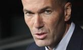 Real phiền lòng trước hành động 'vô ơn' của Zidane