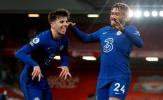 5 điểm nhấn Liverpool 0-1 Chelsea: Sự đối lập của hai màu đỏ xanh