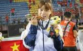 Thủ Môn Kiều Trinh bật khóc ĐT Nữ lên ngôi vô địch