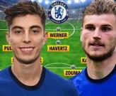 Đội hình Chelsea đấu Brighton: 'Kẻ lãng quên' trở lại