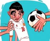 Cười té khói với loạt ảnh chế bán kết Olympics