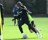 Lukaku trở lại tập luyện, Chelsea quyết tâm giải mã hiện tượng Brentford