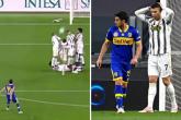 CHOÁNG! Ronaldo tái lập tình huống xấu hổ tại Serie A