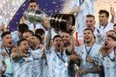 50 sắc thái của Messi trong ngày chấm dứt cơn khát danh hiệu cùng Argentina