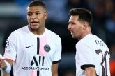 Messi lỡ siêu phẩm đá phạt, Mbappe bị tước bàn thắng trong ngày PSG thua sốc