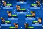 Đội hình 11 ngôi sao tăng giá phi mã: Lần đầu cho Gavi; Arsenal góp 2 cái tên
