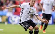 Đội hình 11 siêu sao Bundesliga lần đầu tiên tham dự World Cup (Kì 1)