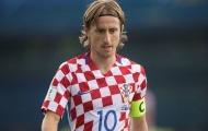 NÓNG: Tuyển Croatia bất ổn khi đội trưởng Modric bị buộc tội khai man