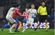 Chấm điểm Real Madrid trận Plzen: Điểm 10 tuyệt đối cho 'Vua chuyền'
