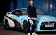 Sergio Aguero và đam mê 'chơi xe' nổi tiếng