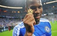 Didier Drogba nói gì về việc Eden Hazard rời Chelsea?