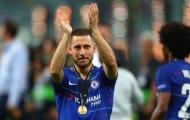 'Với tôi, chưa ai ở Premier League vượt qua được Hazard'