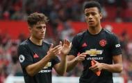 'Cầu thủ Man Utd đó vẫn có thể tăng tốc dù tất cả đã xuống sức'