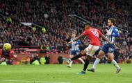 TRỰC TIẾP Man United 3-1 Brighton: Quỷ đỏ vào Top 10! (KT)