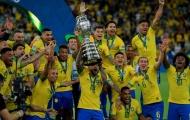 Top 10 đội tuyển đắt đỏ nhất thế giới: Hai thái cực Nam Mỹ!