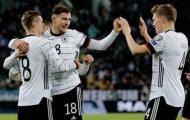 Nhấn chìm Belarus trên sân nhà, Đức chính thức góp mặt tại VCK EURO 2020