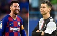 Vazquez: 'Họ là 2 ngôi sao xuất sắc nhất mọi thời đại'