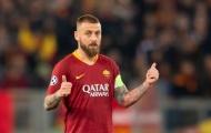 Huyền thoại Roma bày tỏ 'tình yêu' với Man United