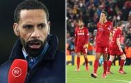Rio Ferdinand lý giải nguyên nhân Liverpool sa sút thảm hại