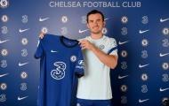 Vừa gia nhập Chelsea, Ben Chilwell lập tức lên tiếng về chấn thương
