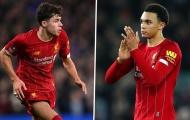 Alexander-Arnold: 'Cậu ấy là tài năng trẻ đáng kinh ngạc của Liverpool'
