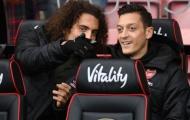 Arsenal trảm Guendouzi, Ozil lập tức 'đá xoáy' Arteta