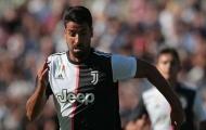 'Kẻ thừa' Juventus công khai ý định thi đấu cho Jose Mourinho