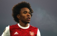 Mikel Arteta: 'Arsenal đã giải quyết vấn đề của Willian ổn thỏa'