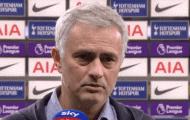 Tottenham giành 3 điểm, Mourinho bình luận ngay cơ hội vô địch EPL