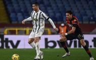 Ronaldo hóa thánh pen, Juventus phả hơi nóng vào AC Milan